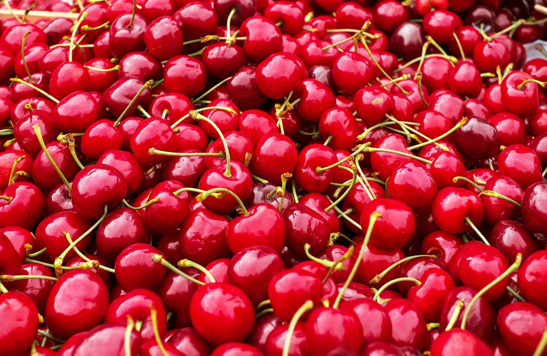 frutas del mes de mayo